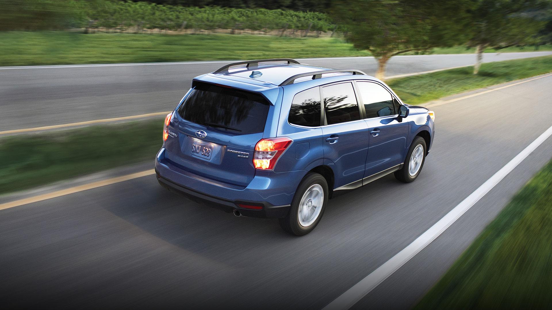 Subaru Forester 2016 >> 2016 Subaru Forester | Wallpaper | Green Speedy Roads